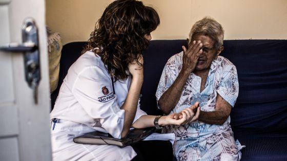 Médicos na periferia