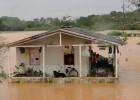 Casi 50.000 desplazados por las intensas lluvias en Brasil