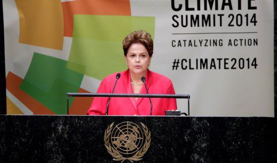 Dilma destaca avanço na área ambiental, mas esconde aumento de desmatamento