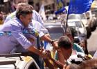 Aécio Neves gana posiciones para llegar a segunda vuelta