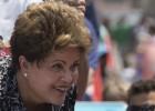 Dilma aparece por primera vez claramente en cabeza
