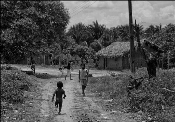 Alto Alegre do Pindaré (Maranhão), onde seis de cada dez pessoas vive na pobreza.