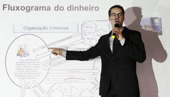 """""""Estas pessoas roubaram o orgulho do Brasil"""", diz procurador-geral"""