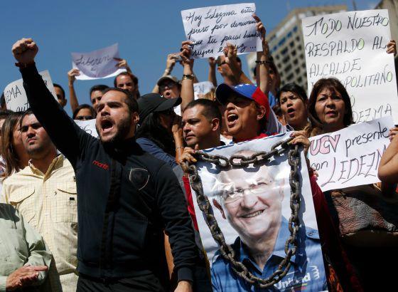 """Brasil acompanha com """"grande preocupação"""" a situação na Venezuela"""
