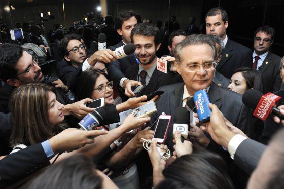 PMDB desafia Dilma e devolve projeto que prevê ajuste fiscal