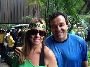 As caras do protesto anti-Dilma em SP