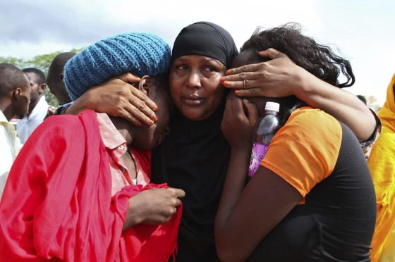 Por que nos comovemos com a Germanwings e esquecemos o Quênia