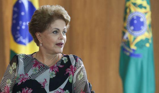 Rousseff joga todas as fichas na correção da economia