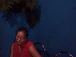Marina, em busca de respostas pela morte de Natanael.