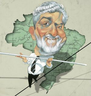 Lula, o eterno equilibrista