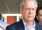 Dirceu é preso acusado de liderar esquema de corrupção na Petrobras
