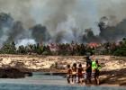 Vítimas de uma guerra amazônica
