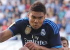 Incansável, Casemiro é o pulmão do Real Madrid