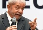"""Lula manda recado a adversários: """"vou sobreviver à pancadaria"""""""
