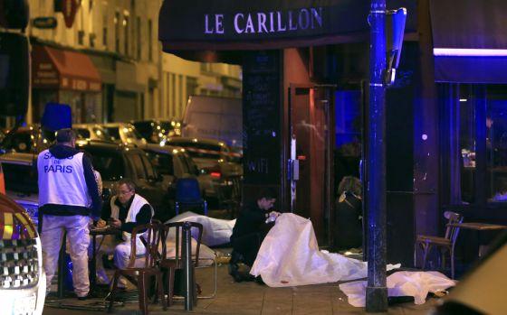Tiroteio em Paris deixa ao menos 18 mortos