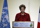 Em Paris, Dilma responsabiliza Samarco pelo desastre do Rio Doce