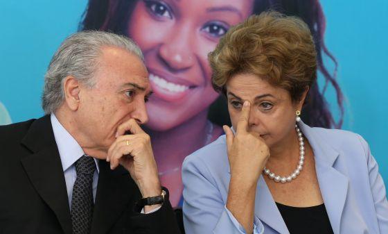 """Carta de Temer a Dilma: """"As palavras voam, os escritos permanecem"""""""