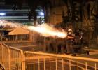 Polícia Militar reprime fim de ato de estudantes em São Paulo