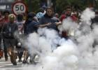 """""""Os estudantes de São Paulo são tratados como inimigos"""""""
