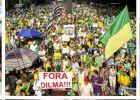 Corrida dos 100.000 metros livres atrás de protestos de rua em SP