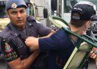 Pais de alunos de SP vão a órgão internacional denunciar abuso policial