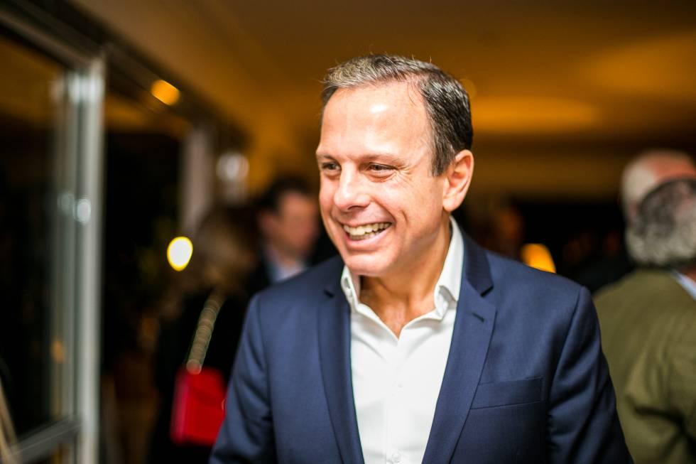 """João Doria: """"Se for prefeito, vou vender o Pacaembu, Interlagos e o Anhembi"""""""