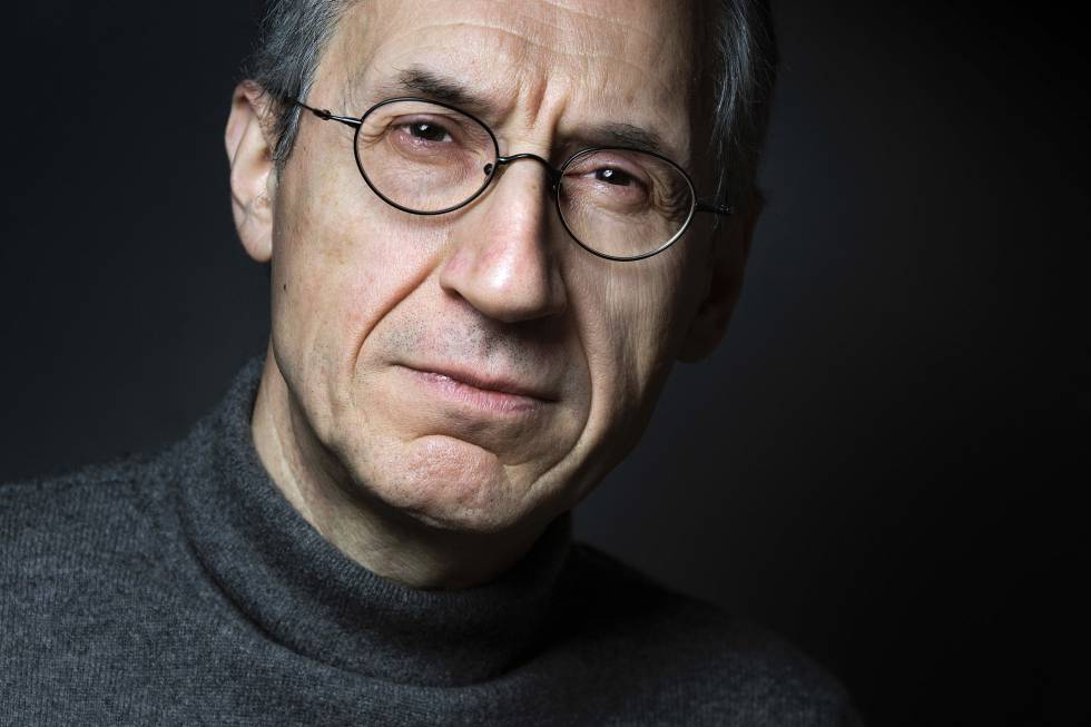 Redator-chefe da revista 'Charlie Hebdo'