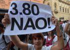 Protesto repete roteiro e batalha da tarifa continua em São Paulo