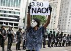 Movimento Passe Livre endurece tática na luta contra reajuste da tarifa