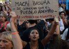 Primeiro caso de repressão sob Macri e críticas à polícia no Chile