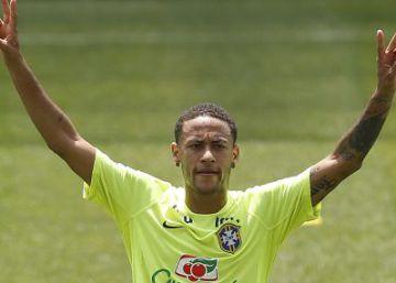 """Neymar: """"Antes de decir que engañamos, que lo prueben"""""""