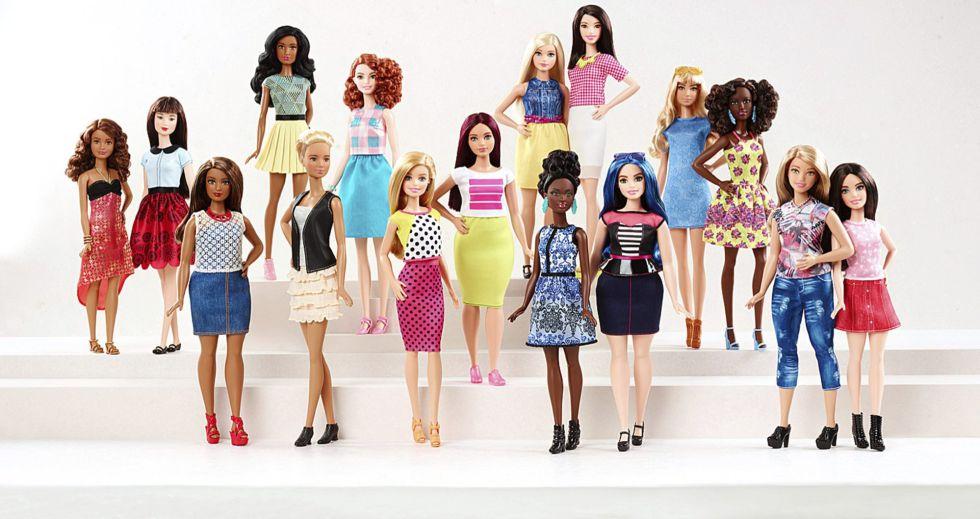 Quem precisa da Barbie, tenha o corpo que tiver?