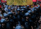 Entidades pedem que MP controle a polícia em manifestações de rua