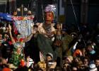 Brasileiros festejam o Carnaval apesar do medo do zika vírus