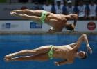 Treinadores internacionais reclamam da piscina olímpica a seis meses dos Jogos