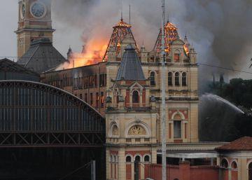 Incêndios nos museus: máfia e burocracia destroem a cultura em São Paulo