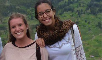 """""""Ontem me mataram"""", a carta em memória das duas viajantes assassinadas no Equador"""