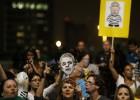 La oposición a Dilma Rousseff se manifiesta contra el Gobierno