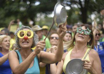 Maior manifestação da democracia brasileira joga Dilma contra as cordas