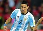Argentina vence o Chile por 2 a 1