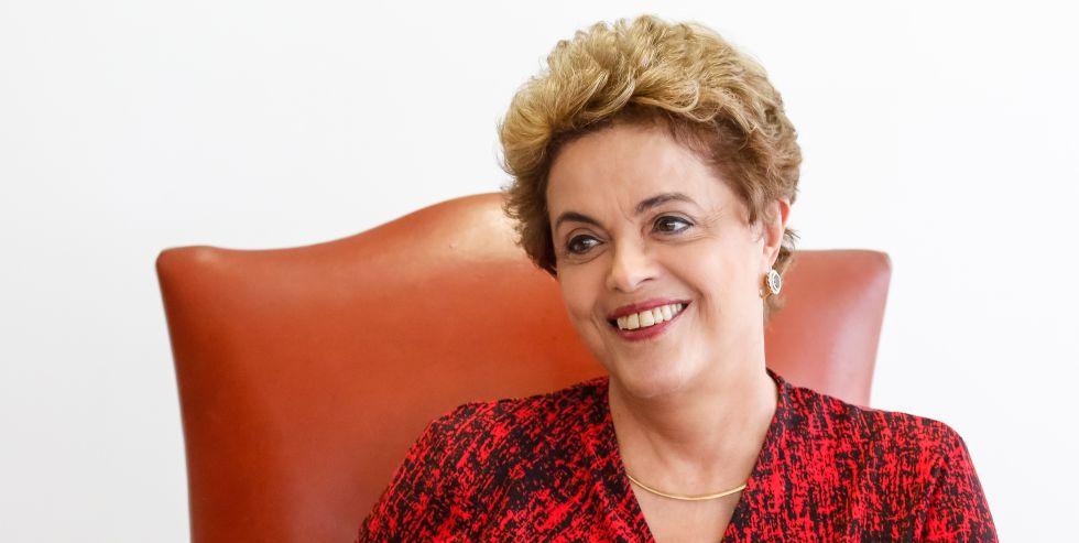 """Dilma: """"Não me preocupo com João Santana. Ele não tem o que delatar da minha campanha"""""""