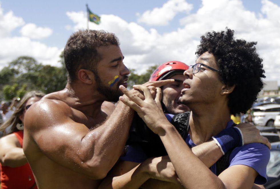 Polarização política no Brasil