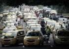 Taxistas do Rio trazem o caos à cidade em protesto contra o Uber