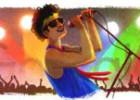 Aniversário de Cazuza é comemorado pelo Google