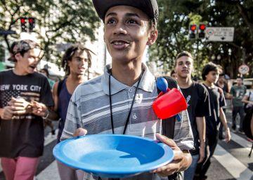 Máfia da merenda e PM reacendem mobilização estudantil em SP