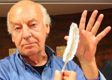 Eduardo Galeano, o eterno caçador de histórias