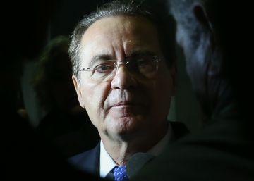 Renan Calheiros, último escudo de Dilma, agora sob máxima pressão