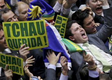 Dilma fica a um passo de perder o poder
