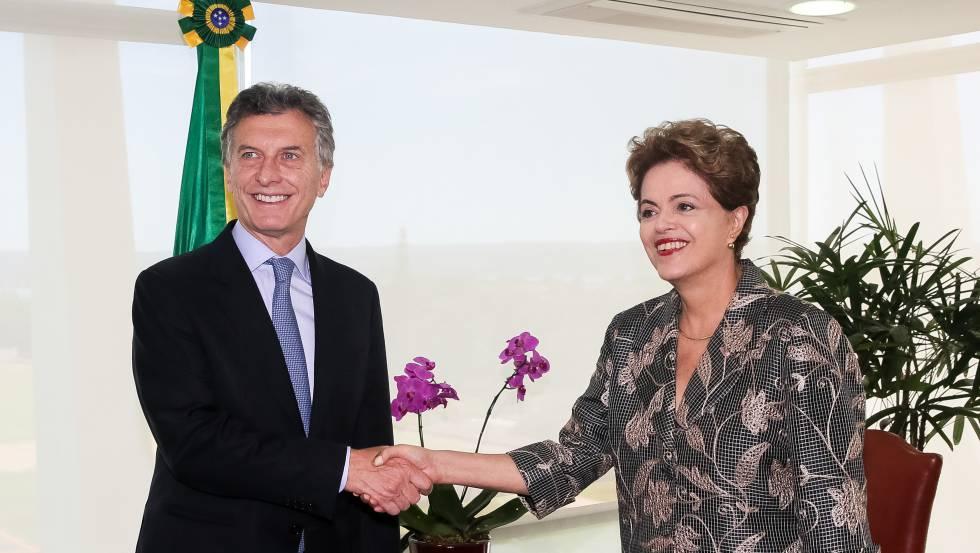 Macri teme que instabilidade no Brasil contagie seu Governo