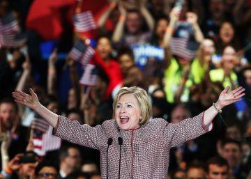 Clinton e Trump vencem primárias de Nova York